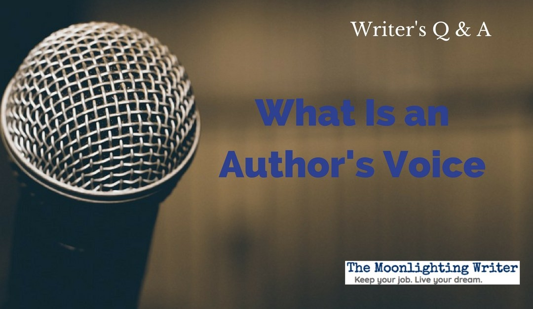 What Is an Author's Voice?