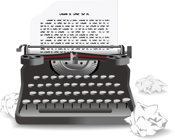 typewriter-159878_960_720