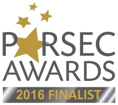 2016 Parsec Awards Finalist