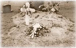 Flowers Grave