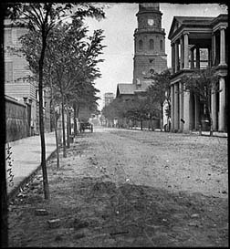 Charleston Street After War