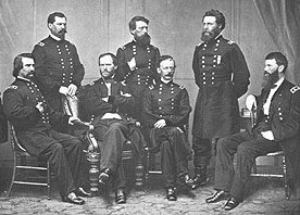 General Sherman and Commanders