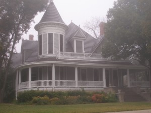 Baker Mansion, Weatherford, Texas