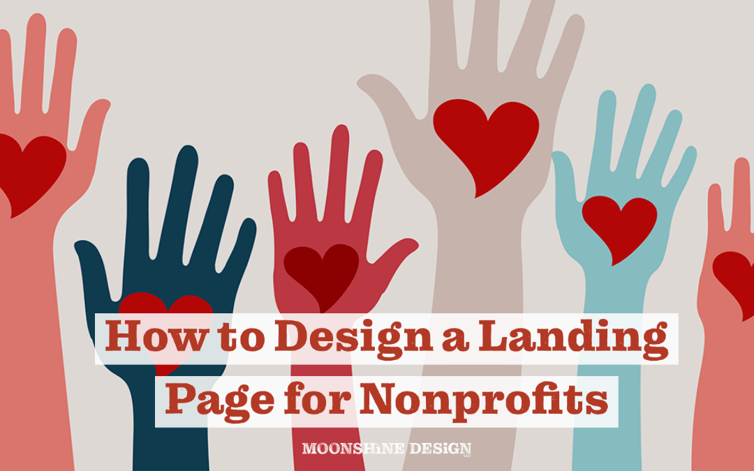 How to Design a Landing Page for Nonprofits