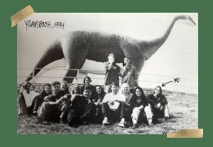 Sarah Spoelstra, Rapid City South Dakota, Yearbook Class 1994