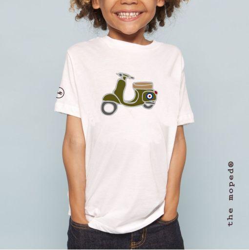 camiseta vespa kid