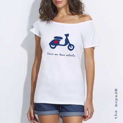camiseta-mujer-manga-corta-scooter-love-two-wheels-the-moped-lifestyle-brand-lorena-torrado
