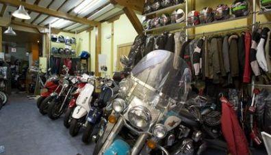 Mazaras_Motos_Madrid_Stand-The-Moped_Brand