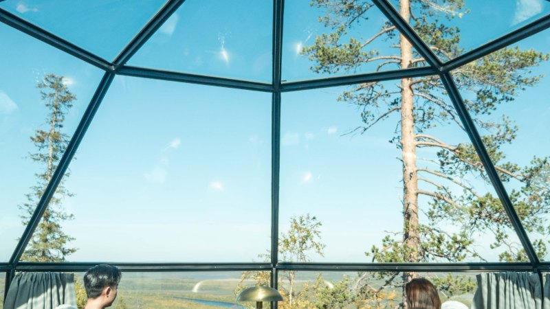 The Best Glass Igloos In Finland (Lapland)