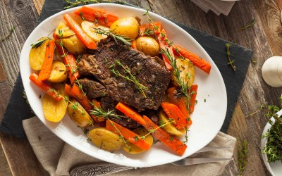 Ruth's Pot Roast for Ry