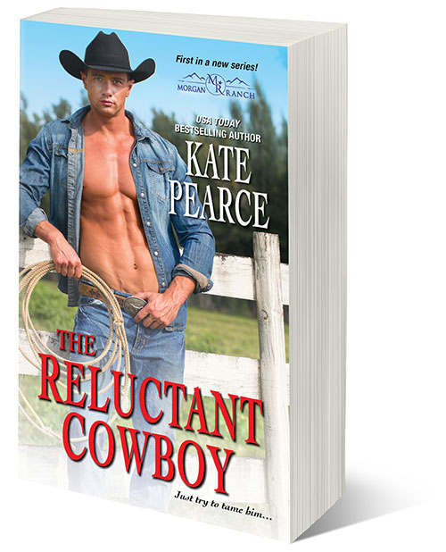 The Reluctant Cowboy Paperback