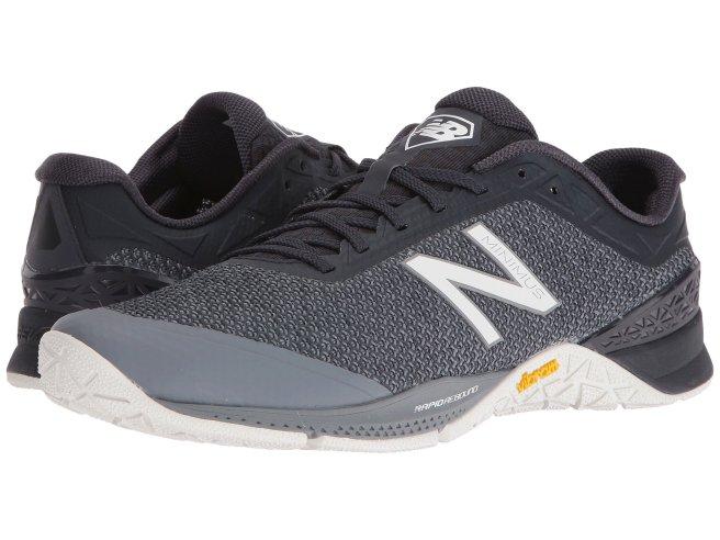 CrossFit Shoe Reviews - New Balance Minimus 40v1