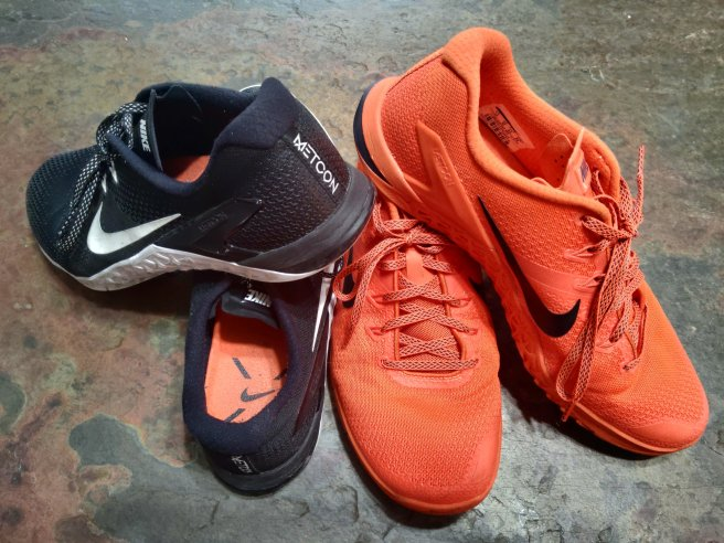 CrossFit Shoe Reviews - Nike Metcon 4