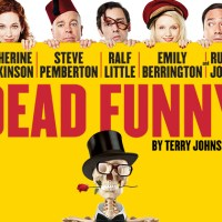 REVIEW: Dead Funny (Vaudeville Theatre) ★★★★