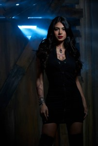 "SHADOWHUNTERS - ABC Family's ""Shadowhunters"" stars Emeraude Toubia as Isabella Lightwood. (ABC Family/Bob D'Amico)"