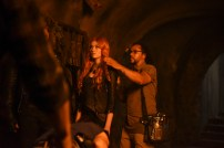 """SHADOWHUNTERS - """"The Descent Into Hell is Easy"""" - Clary's memories may be the key to finding her mother and The Mortal Cup in """"The Descent Into Hell is Easy,"""" an all-new episode of """"Shadowhunters,"""" airing Tuesday, January 19th at 9:00 – 10:00 p.m., EST/PST on Freeform, the new name for ABC Family. ABC Family is becoming Freeform on January 12, 2016. (ABC Family/John Medland) KATHERINE MCNAMARA"""