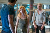 "SHADOWHUNTERS - ""Moo Shu To Go"" - Alec finds himself torn between duty and loyalty to Jace in ""Moo Shu to Go,"" an all-new episode of ""Shadowhunters,"" airing Tuesday, February 9th at 9:00 – 10:00 p.m., EST/PST on Freeform, the new name for ABC Family. (Freeform/Sven Frenzel) KATHERINE MCNAMARA, DOMINIC SHERWOOD"