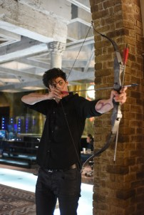 """SHADOWHUNTERS - """"Bad Blood"""" - Alec and Clary are forced to make some hard decisions in """"Bad Blood,"""" an all-new episode of """"Shadowhunters,"""" airing Tuesday, March 1st at 9:00 – 10:00 p.m., EST/PST on Freeform, the new name for ABC Family. (Freeform/John Medland) MATTHEW DADDARIO"""