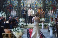 "SHADOW HUNTERS - ""Malec"" - On the eve of Alec and Lydia's wedding relationships are being examined in ""Malec,"" an all-new episode of ""Shadowhunters,"" airing TUESDAY, MARCH 29 (9:00 – 10:00 p.m., EST) on Freeform, the new name for ABC Family. (Freeform/John Medland) DOMINIC SHERWOOD, MATTHEW DADDARIO, STEPHANIE BENNETT, STEPHEN R. HART, EMERAUDE TOUBIA"