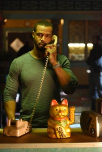 """SHADOW HUNTERS - """"Morning Star"""" - Time is running out for the Shadowhunters to stop Valentine in """"Morning Star,"""" the season finale of """"Shadowhunters,"""" airing TUESDAY, APRIL 5 (9:00 - 10:00 p.m. EDT) on Freeform. (Freeform/John Medland) ISAIAH MUSTAFA"""