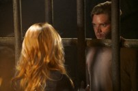 "SHADOWHUNTERS - ""Day of Wrath"" - No one is safe when the Shadowhunters come up against a new kind of demon in ""Day of Wrath,"" an all new episode of ""Shadowhunters,"" airing MONDAY, JANUARY 23 (8:00 – 9:00 PM EDT) on Freeform. (Freeform/Ian Watson) DOMINIC SHERWOOD"