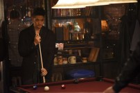 """SHADOWHUNTERS - """"Iron Sisters"""" - Clary and Isabelle head to The Citadel looking for answers in """"Iron Sisters,"""" an all new episode of """"Shadowhunters,"""" airing MONDAY, FEBRUARY 6 (8:00 – 9:00 PM EDT) on Freeform. (Freeform/John Medland) HARRY SHUM JR."""