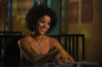 "SHADOWHUNTERS - ""How Are Thou Fallen"" - Clary and Luke find themselves at odds over Cleo in ""How Are Thou Fallen,"" an all new episode of ""Shadowhunters,"" airing MONDAY, FEBRUARY 13 (8:00 – 9:00 PM EDT) on Freeform. (Freeform/John Medland) ALISHA WAINWRIGHT"
