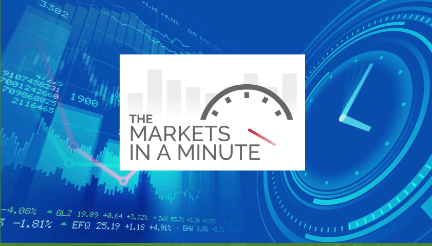 Laura Borja presents- The Markets in a minute
