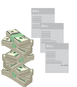 Don't borrow money to get a downpayment