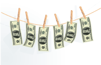 Money laundering is one reason Lenders are so nosy