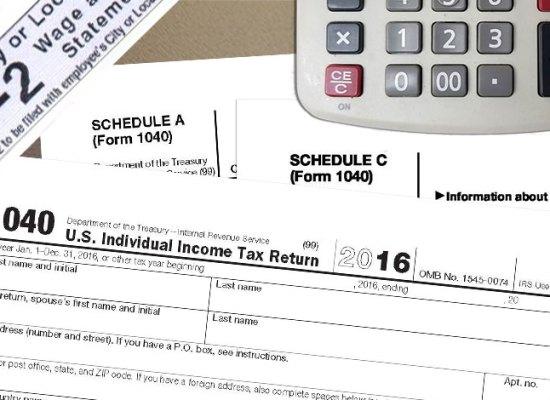 2018 Tax bill changes