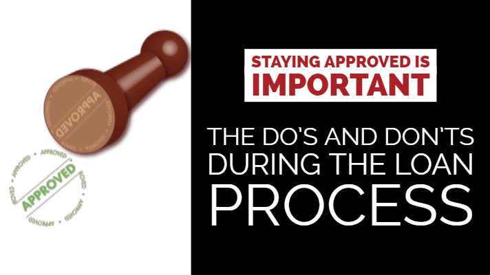 Do's and don'ts to stay approved