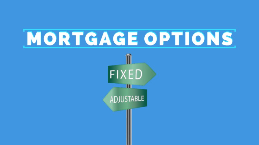 Fixed vs ARM mortgage options