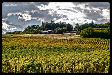 Chateau Montmelas, France