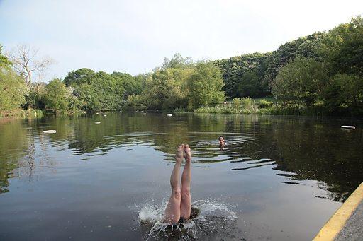 Gay highgate bathing ponds