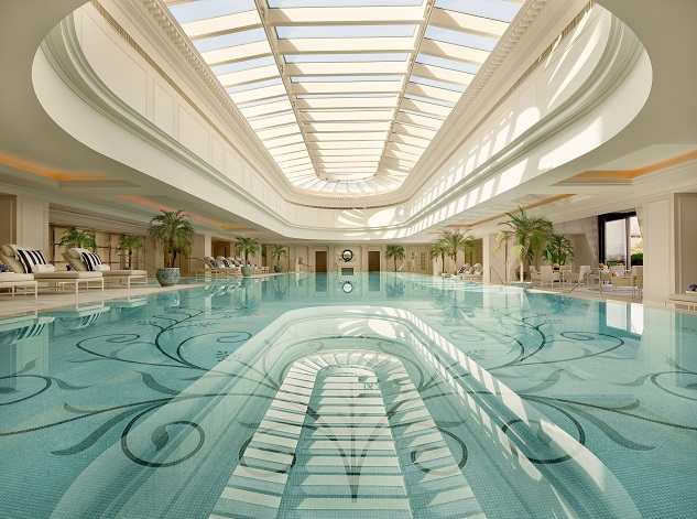 10 Luxury Indoor Swimming Pool Design Ideas