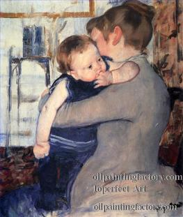 4_Mother_And_Child_1889_impressionism_mothers_children_Mary_Cassatt