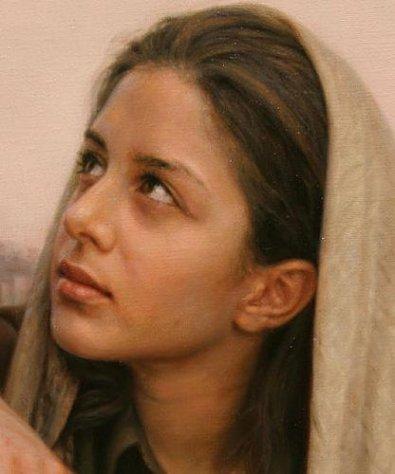 Iman Maleki 1976 - Iranian Realist painter - Tutt'Art@ - (2) (1)