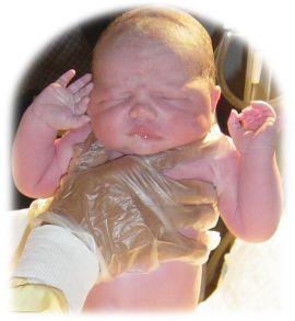 551px-Newborn_baby_in_hospital_by_Bonnie_Gruenberg