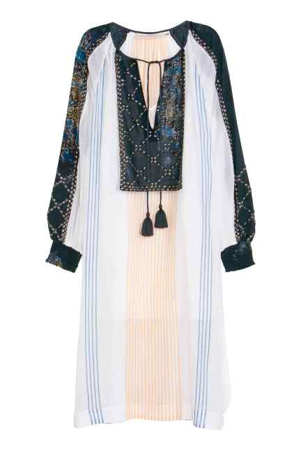 Embellished Long Sleeve Dress £59.99