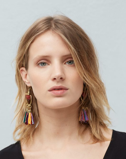 The Long Earrings £9.99 Mango