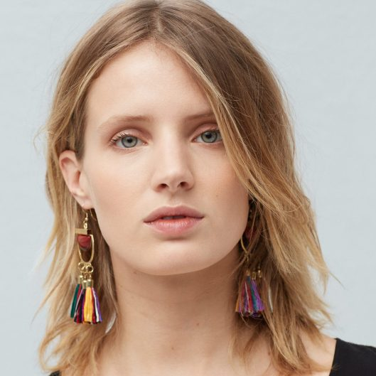 The Long Earrings £9.99 Mango