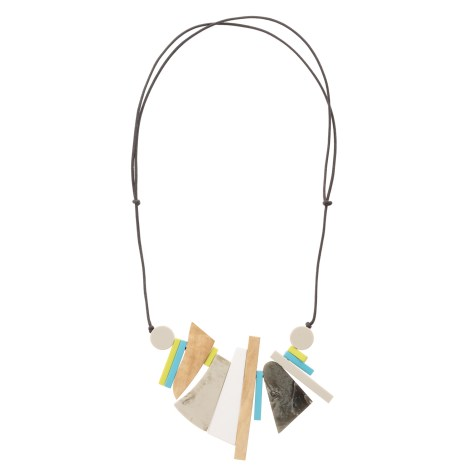The Tribal necklace £22 Oliver Bonas
