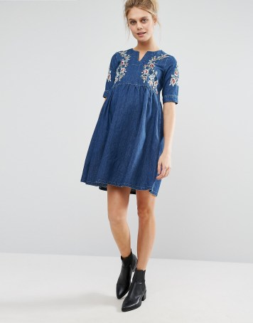 Embroidered dress £45 - 20%
