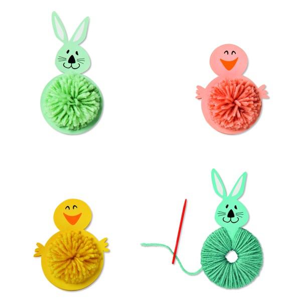 Pom Pom Easter Animals, £2 from uk.flyingtiger.com