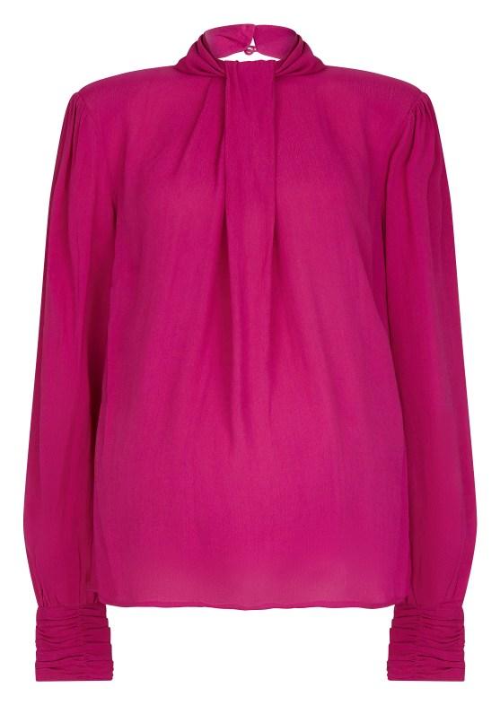 ASOS Maternity Drape Front Blouse £30.jpg