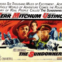 TCM Greatest Classic Legends, Robert Mitchum: The Sundowners (1960)