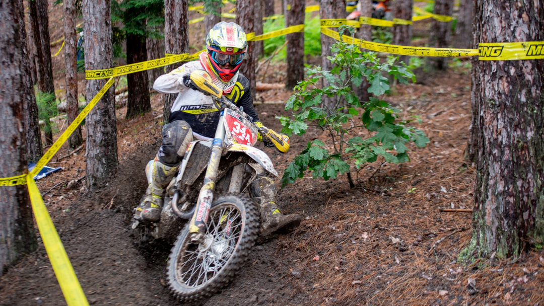 KR4/Husqvarna Team Report: Rattlesnake National Enduro
