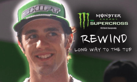 Tune In: Monster Energy Supercross – Rewind: Long Way To The Top featuring Jeff Emig airing now on the Monster Energy AMA Supercross, an FIM World Championship, YouTube Channel