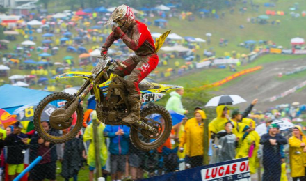 TOP-10 FOR SUZUKI RM-Z450 & WESTON PEICK AT UNADILLA MX